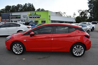 2018 Holden Astra BK MY19 R Red 6 Speed Sports Automatic Hatchback