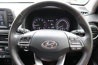 2017 Hyundai Kona OS MY18 Elite D-CT AWD 7 speed Automatic Wagon