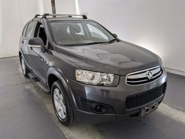 Used Holden Captiva CG Series II 7 SX Maryville, 2012 Holden Captiva CG Series II 7 SX Grey 6 Speed Sports Automatic Wagon