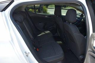 2017 Holden Astra BK MY17 R White 6 Speed Manual Hatchback