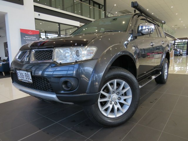 Used Mitsubishi Challenger PB (KH) MY10 XLS Edwardstown, PB (KH) MY10 XLS WAG 5dr SA 5sp 659kg 2.5DT