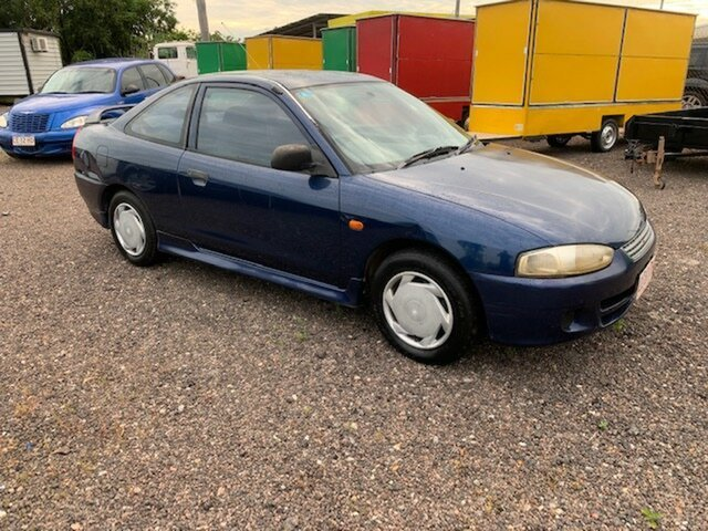 Used Mitsubishi Lancer GLi Pinelands, 2002 Mitsubishi Lancer GLi Blue 5 Speed Manual Coupe