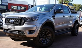 2020 Ford Ranger PX MkIII 2020.25MY FX4 Silver 6 Speed Sports Automatic Double Cab Pick Up.