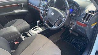 2007 Hyundai Santa Fe CM MY07 Upgrade SLX White Automatic Wagon