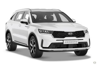 2020 Kia Sorento MQ4 MY21 Sport White 8 Speed Sports Automatic Wagon