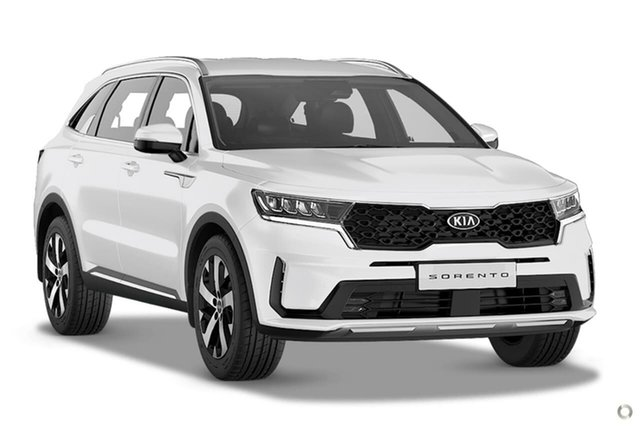 New Kia Sorento MQ4 MY21 Sport Reynella, 2020 Kia Sorento MQ4 MY21 Sport White 8 Speed Sports Automatic Wagon