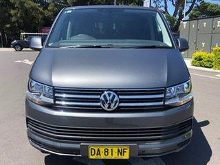 2018 Volkswagen Multivan T6 MY18 TDI340 SWB DSG Comfortline Grey 7 Speed.