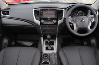 2021 Mitsubishi Triton MR MY21 GSR Double Cab Graphite Grey 6 Speed Sports Automatic Utility.