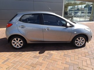 2014 Mazda 2 DE10Y2 MY14 Neo Sport Grey 4 Speed Automatic Hatchback.