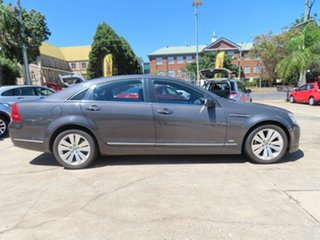2007 Holden Caprice WM Grey 6 Speed Auto Active Sequential Sedan.