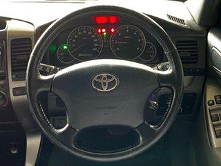 2007 Toyota Landcruiser Prado KDJ120R GXL Black 5 Speed Automatic Wagon