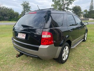 2006 Ford Territory SY TS AWD Black 6 Speed Sports Automatic Wagon