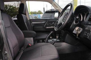 2016 Mitsubishi Pajero NX MY17 GLX Graphite 5 Speed Sports Automatic Wagon
