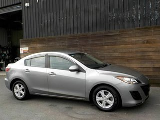 2009 Mazda 3 BL10F1 Neo Activematic Silver 5 Speed Sports Automatic Sedan.