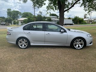 2012 Ford Falcon FG MkII XR6 6 Speed Sports Automatic Sedan.