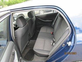 2003 Toyota Corolla ZZE122R Ascent Seca Blue 5 Speed Manual Hatchback