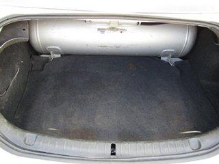 2008 Holden Commodore VE MY09 Omega Alaska White 4 Speed Automatic Sedan