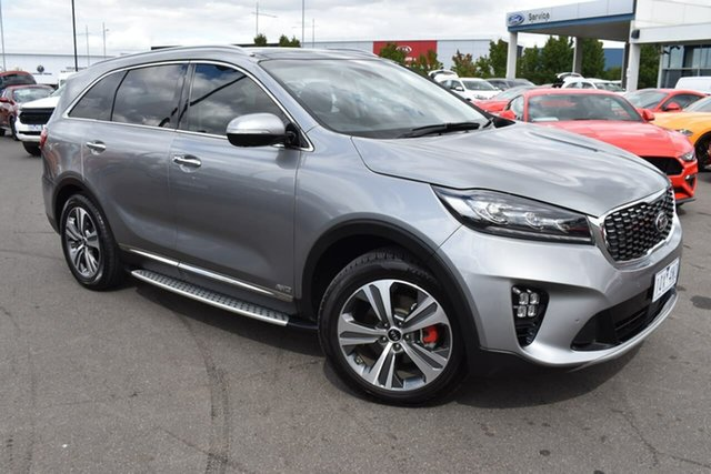 Used Kia Sorento UM MY20 GT-Line Essendon Fields, 2020 Kia Sorento UM MY20 GT-Line Grey 8 Speed Sports Automatic Wagon