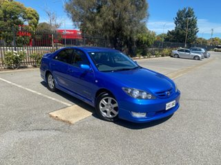 2004 Toyota Camry MCV36R Sportivo Blue 4 Speed Automatic Sedan.