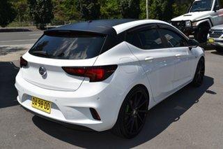 2017 Holden Astra BK MY17 R White 6 Speed Manual Hatchback.