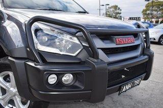 2017 Isuzu D-MAX MY17 LS-U Space Cab Grey 6 Speed Sports Automatic Utility.
