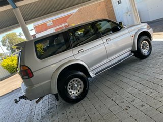 2001 Mitsubishi Challenger LS Silver Automatic Wagon