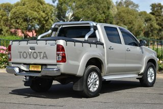 2013 Toyota Hilux KUN26R MY12 SR5 Double Cab Gold 5 Speed Manual Utility