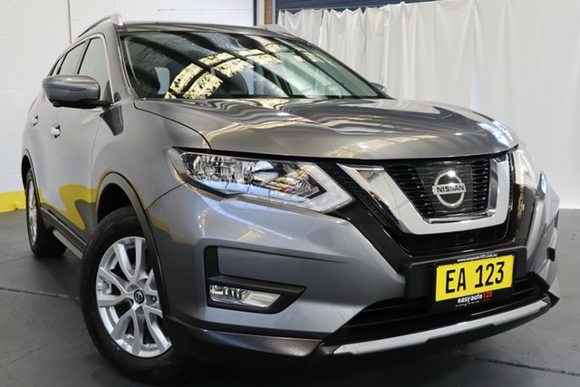 Used Nissan X-Trail T32 Series II ST-L X-tronic 4WD Castle Hill, 2017 Nissan X-Trail T32 Series II ST-L X-tronic 4WD Grey 7 Speed Constant Variable Wagon