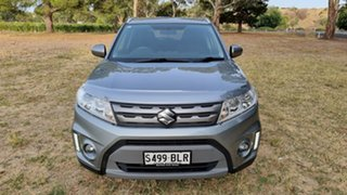 2015 Suzuki Vitara LY RT-S 2WD Grey 6 Speed Sports Automatic Wagon