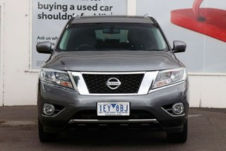 2015 Nissan Pathfinder R52 MY15 Ti X-tronic 4WD Grey 1 Speed Constant Variable Wagon.