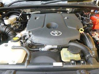 2016 Toyota Hilux GUN126R SR Extra Cab White 6 Speed Manual Utility