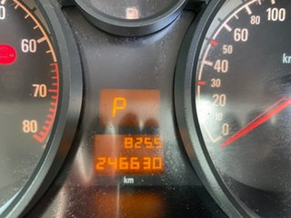 2006 Holden Astra AH MY06 CD Black 4 Speed Automatic Hatchback