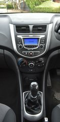 2011 Hyundai Accent RB Active Red 5 Speed Manual Hatchback