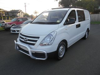 2016 Hyundai iLOAD TQ Series II (TQ3) MY1 3S Liftback White 5 Speed Automatic Van.