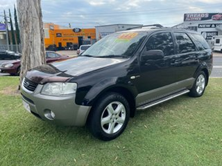 2006 Ford Territory SY TS AWD 6 Speed Sports Automatic Wagon.