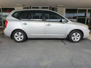 2008 Kia Rondo UN LX Silver 5 Speed Manual Wagon