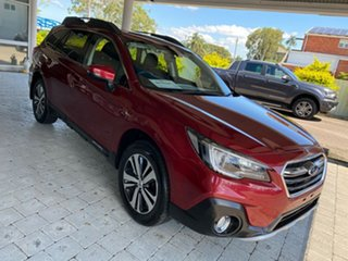 2018 Subaru Outback 2.5I Burgundy Constant Variable Wagon
