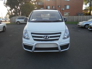 2016 Hyundai iLOAD TQ Series II (TQ3) MY1 3S Liftback White 5 Speed Automatic Van