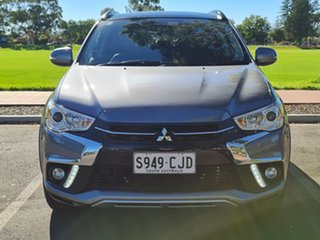 2018 Mitsubishi ASX XC MY19 Exceed 2WD Grey 1 Speed Constant Variable Wagon.