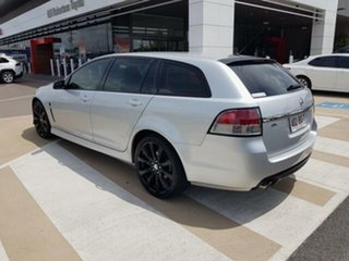 2015 Holden Commodore VF II MY16 SV6 Sportwagon Silver 6 Speed Sports Automatic Wagon