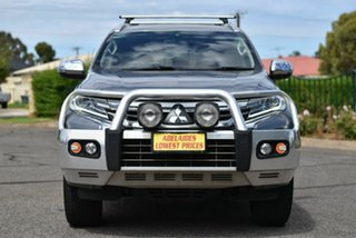 2016 Mitsubishi Pajero Sport QE MY16 GLX Grey 8 Speed Sports Automatic Wagon