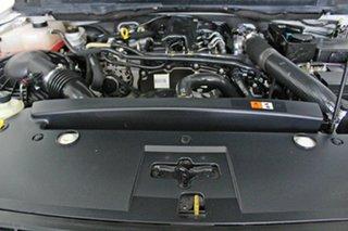 2012 Ford Ranger PX XL 2.2 Hi-Rider (4x2) White 6 Speed Automatic Crew Cab Pickup