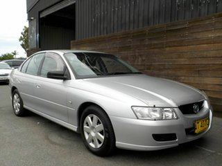 2006 Holden Commodore VZ MY06 Executive Silver 4 Speed Automatic Sedan.