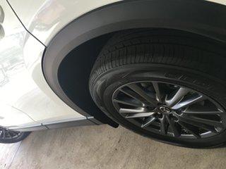 2020 Mazda CX-5 KF2W7A Maxx SKYACTIV-Drive FWD Sport White Pearl 6 Speed Sports Automatic Wagon