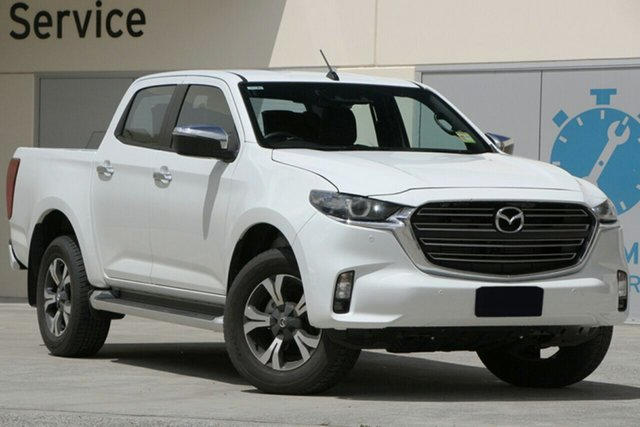 New Mazda BT-50 TFS40J GT Paradise, 2020 Mazda BT-50 TFS40J GT Ice White 6 Speed Sports Automatic Utility
