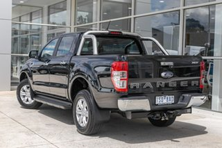 2020 Ford Ranger PX MkIII 2020.75MY XLT Hi-Rider Black 6 Speed Sports Automatic Double Cab Pick Up