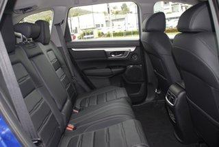2020 Honda CR-V RW MY21 VTi 4WD L AWD Blue 1 Speed Constant Variable Wagon