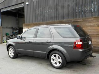 2010 Ford Territory SY MkII TX Black 4 Speed Sports Automatic Wagon