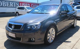 2007 Holden Caprice WM Grey 6 Speed Auto Active Sequential Sedan