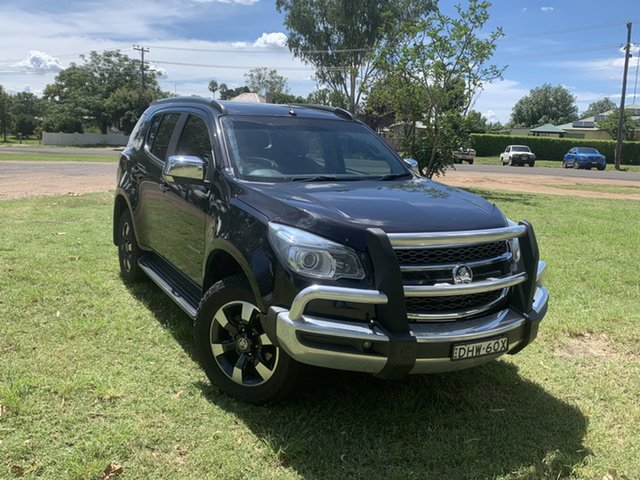 Used Holden Colorado 7 RG MY16 LTZ Moree, 2016 Holden Colorado 7 RG MY16 LTZ Blue 6 Speed Sports Automatic Wagon